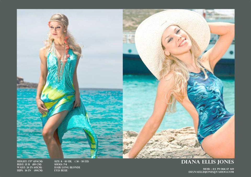 Diana Ellis Jones_Fersani Fashion_Swimwear Shoot