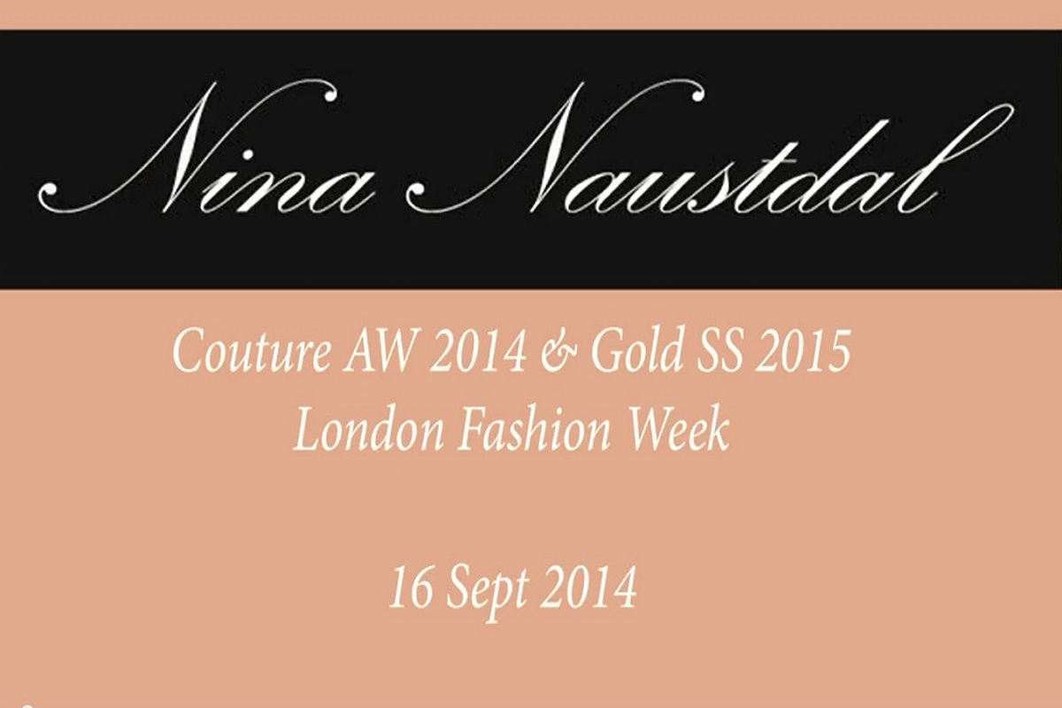 Diana Ellis Jones presents Nina Naustdal